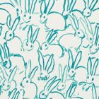 GWP-3413-13 HUTCH Turquoise Groundworks Wallpaper