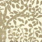 2030-10MWP ARBRE DE MATISSE Gold Metallic On Off White Quadrille Wallpaper