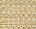 CL 000126714 RONDO Ivory Gold Scalamandre Fabric
