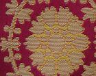 H0 00041563 MURAT BORDURE Rouge Scalamandre Fabric