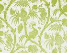 16575-003 BALINESE PEACOCK Pear Scalamandre Fabric