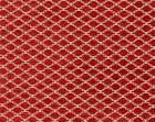 27101-005 TRISTAN WEAVE Pomegranate Scalamandre Fabric