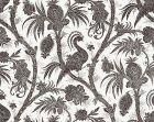 16575-006 BALINESE PEACOCK Java Scalamandre Fabric