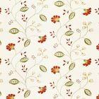 EDISON 2 Paprika Stout Fabric