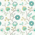 TWOSTEP 3 Turquoise Stout Fabric