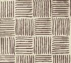 4080-06 TEXTURA Brown on Tint Quadrille Fabric