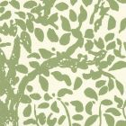 2030-02WP ARBRE DE MATISSE Jungle Green On Off White Quadrille Wallpaper