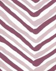 AP950-06 ZIG ZAG MULTI COLOR Lavender Purple On Almost White Quadrille Wallpaper