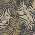 LN10110 Via Palma Wrought Iron and Sand Dollar Seabrook Wallpaper