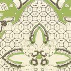 6430-06WP NEW BATIK New Jungle New Brown On Off White Quadrille Wallpaper