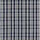 27122-005 PRESTON COTTON PLAID Navy Scalamandre Fabric