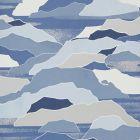 WH0 0003 6443 COLLINE Bleute Scalamandre Wallpaper