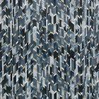 WH0 0003 6445 MARQUETERIE Ardoise Scalamandre Wallpaper
