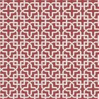 WNM 0006INFI INFINITY Brick Red Scalamandre Wallpaper