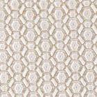 ZS 0003MANE MANETTA Ivory Old World Weavers Fabric