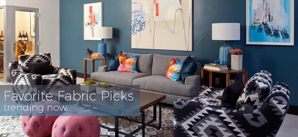 Source 4 Interiors Favorite Fabric Picks