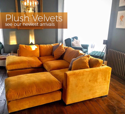Source 4 Interiors Plush Velvets