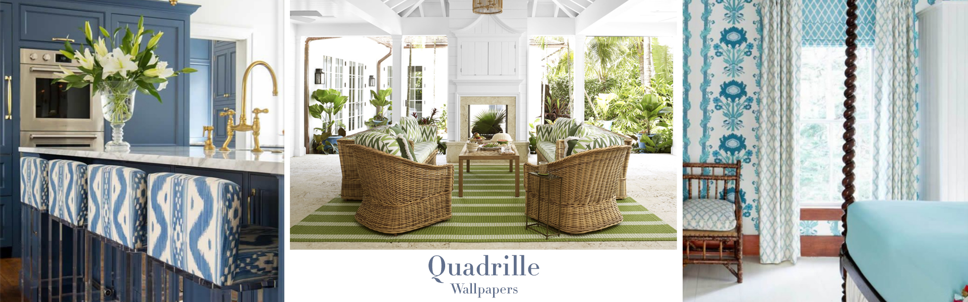 Source 4 Interiors QUADRILLE