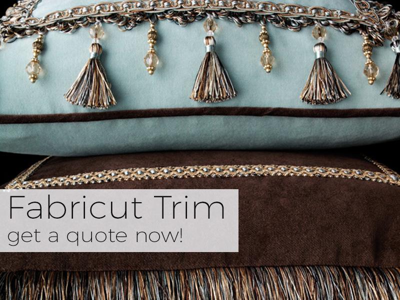 Source 4 Interiors Fabric Trims