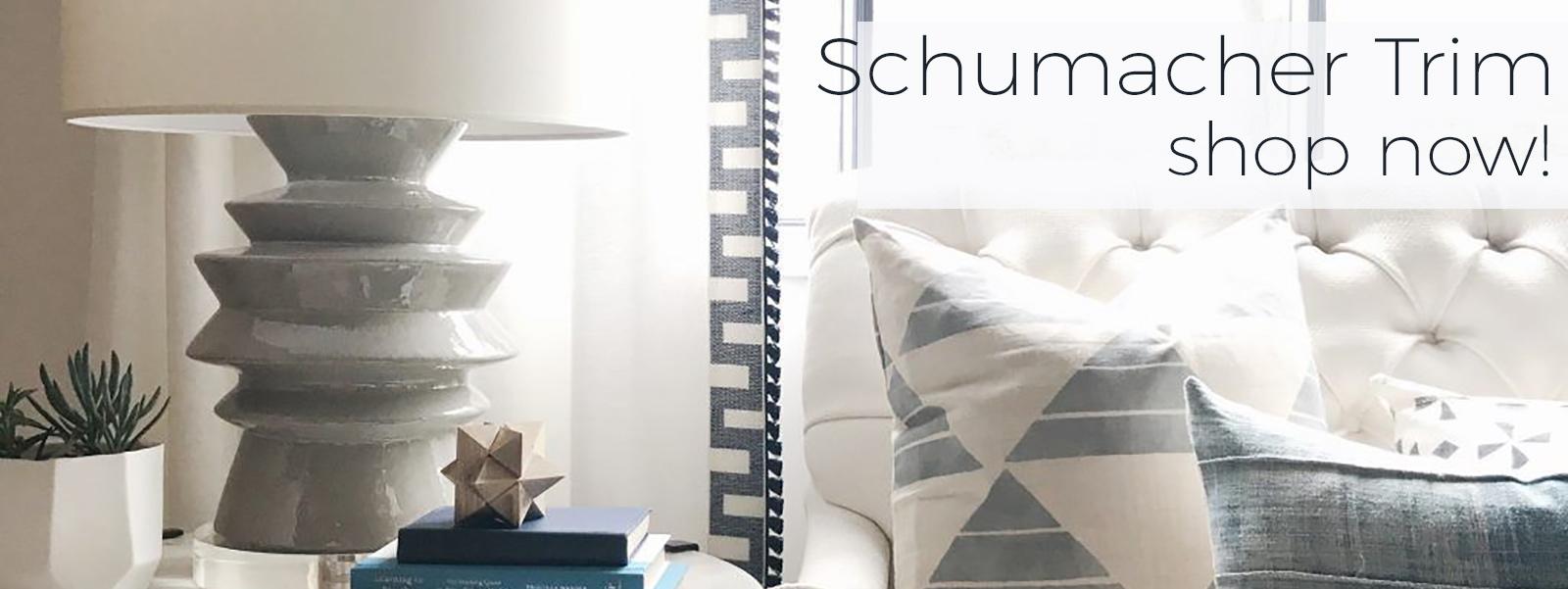 Source 4 Interiors Schumacher Trims